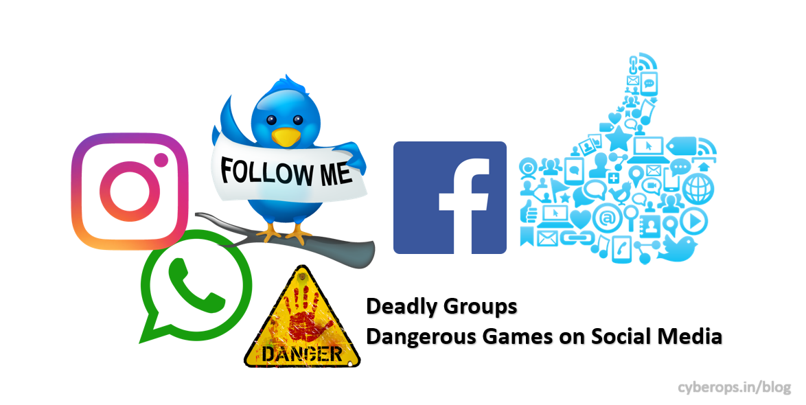 Deadly Groups Image by Cyberops Infosec | Deadly Game