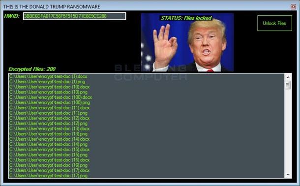 Obama Virus - Cyberops