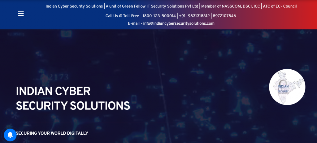 Indian Cyber Security Solutions (ICSS)